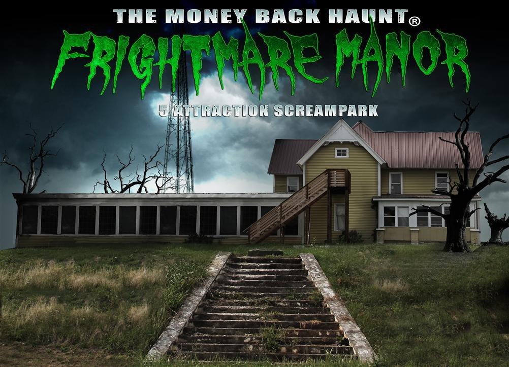Frightmare Manor tennessee