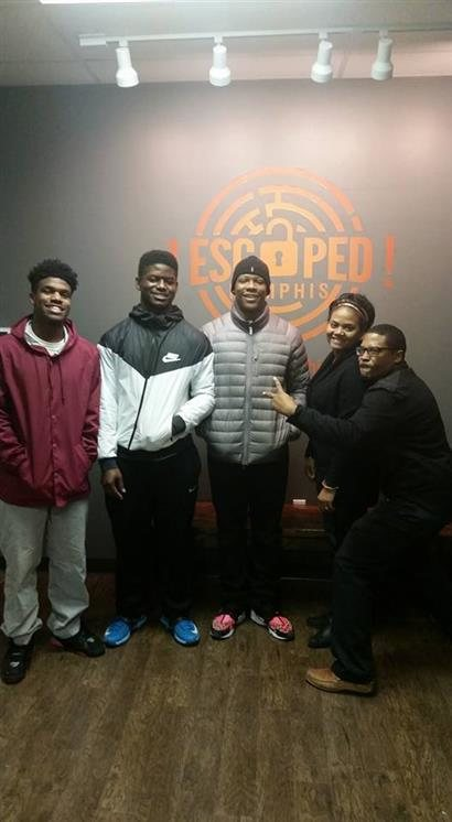Escape Room Memphis Quince