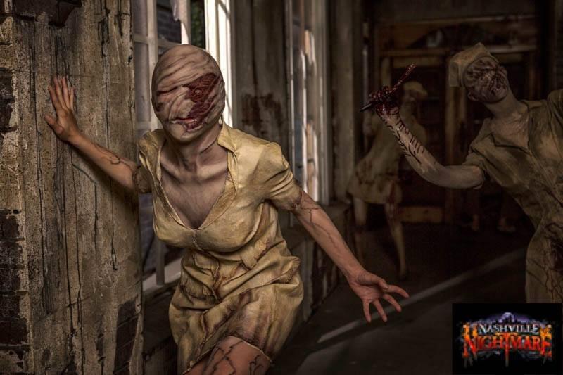 Nashville Nightmare Tennessee Haunted Houses