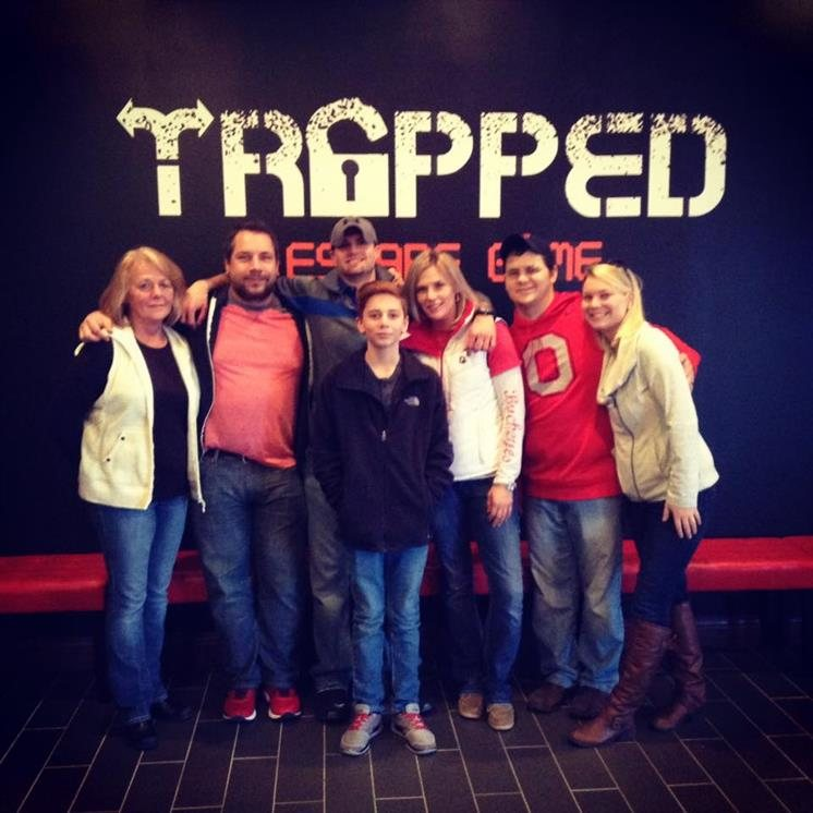 Trapped Escape Game - Tennessee Haunted Houses