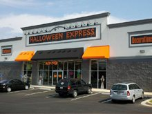 halloween express franklin