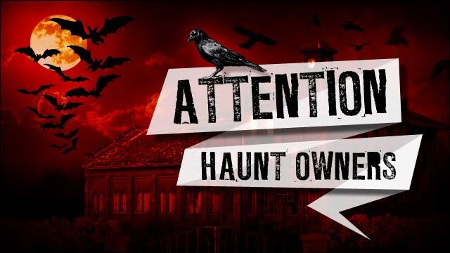 Attention Tennessee Haunt Owners