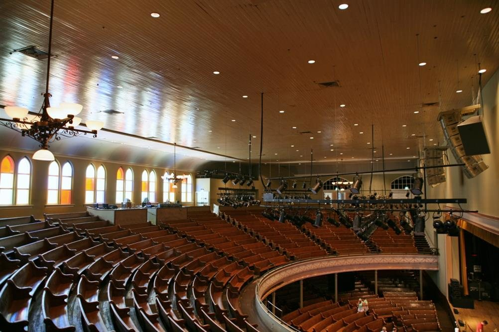 Ryman Auditorium Grand Ole Opry House Nashville